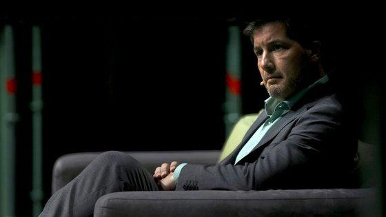 Bruno de Carvalho foi votar acompanhado da família e do staff mais próximo do elenco candidato a estas eleições
