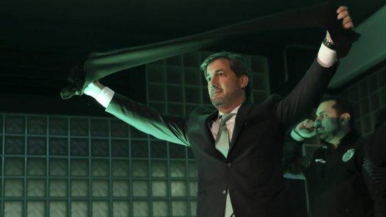 Bruno de Carvalho foi o maior vencedor do dia eleitoral do Sporting. E, por inerência, Jorge Jesus