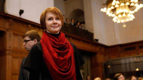 """O representante ucraniano acusou a Rússia de """"punição coletiva pública"""" contra os tártaros e os ucranianos na Crimeia"""