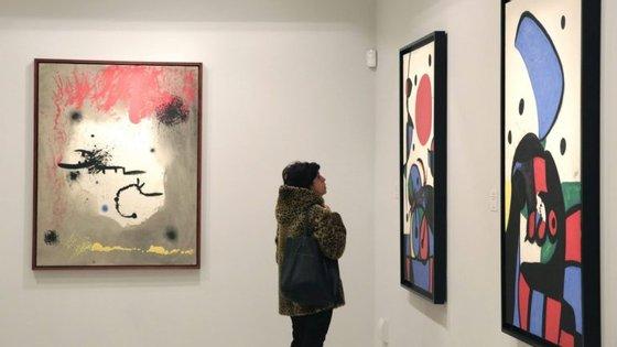 """A exposição """"Joan Miró: Materialidade e Metamorfose"""" estará na Casa de Serralves até 4 de junho"""