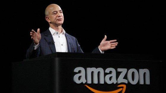 A exploração do espaço será o próximo grande desafio do fundador da Amazon, Jeff Bezos