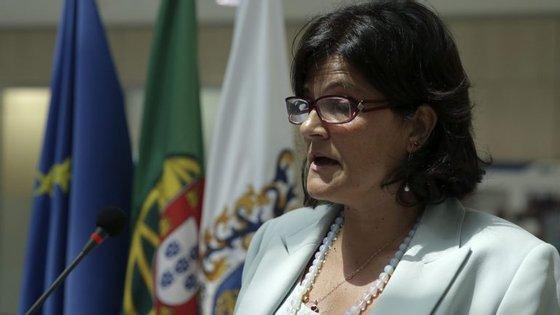 A diretora do SEF Luísa Gonçalves falava na Conferência Anual da Frontex de chefes de Aeroportos, que arrancou esta terça-feira em Cascais