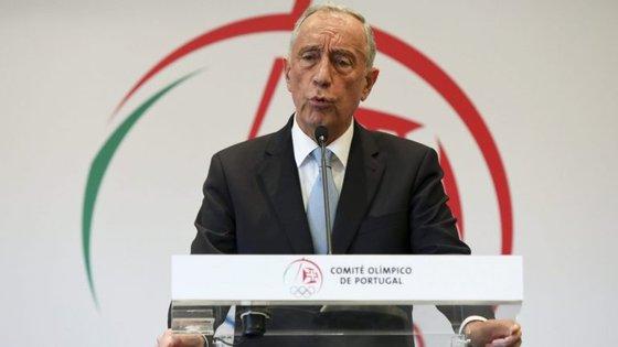 O chefe de Estado falava no final de uma visita à Associação Portuguesa de Apoio à Vítima (APAV) em Lisboa