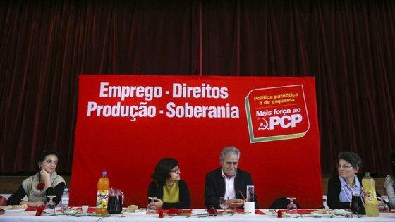Sobre a possibilidade de ver uma mulher no cargo de Governadora do Banco de Portugal, Jerónimo de Sousa defendeu que o principal critério deve ser a competência