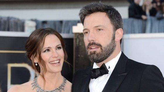 Jennifer Garner e Ben Affleck, ambos de 44 anos, separaram-se em junho de 2015. Mas afinal...