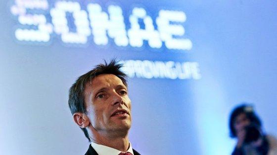 Paulo Azevedo é o presidente do grupo Sonae, que detém a marca Sport Zone