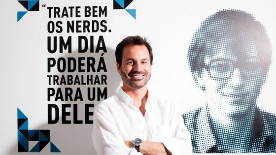 André Ramos é o líder da empresa que ajuda cada utilizador a encontrar uma viagem à sua medida