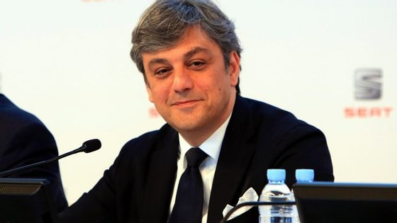 Luca de Meo conduziu a Seat de regresso aos lucros, atingindo por tabela os melhores resultados de sempre