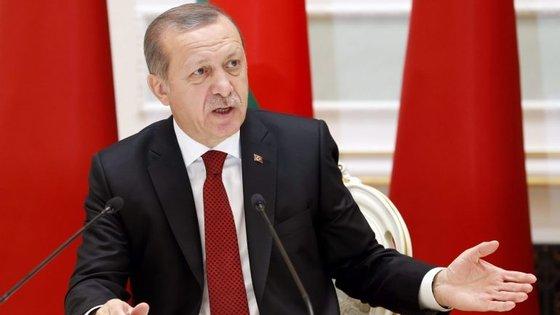 Recep Tayyip Erdoğan, Presidente da Turquia