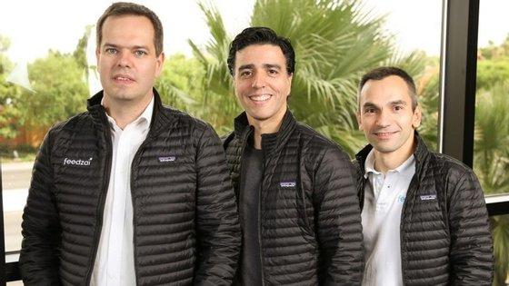 Com sede nos EUA, mas origem em Coimbra, a startup foi fundada por Paulo Marques, Nuno Sebastião e Pedro Bizarro em 2009