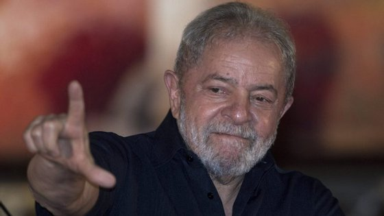 Lula falou para uma audiência de cerca de duas mil pessoas, reunidas num centro do convenções para o congresso da Confederação Nacional de Trabalhadores de Agricultura