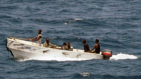 A última vez que os piratas da Somália atacaram foi em 2012