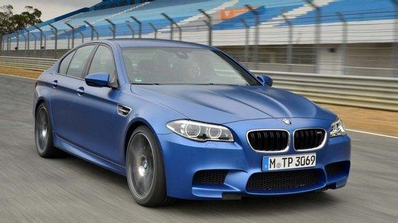 A nova geração BMW M5 é esperada ainda este ano, muito provavelmente durante o próximo Salão Automóvel de Frankfurt, cujas portas abrem em Setembro