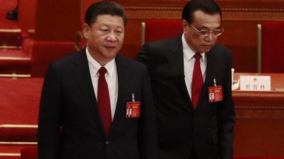 O primeiro-ministro chinês revelou ainda que funcionários dos dois países estão a discutir um encontro entre Trump e o Presidente chinês Xi Jinping