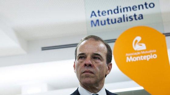 José Félix Morgado lidera a caixa económica do Montepio desde 2015.