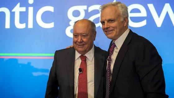 Humberto Pedrosa e David Neelman são os acionistas privados da TAP
