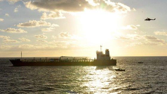 A autoria do ataque já foi confirmada pela Força Naval da União Europeia