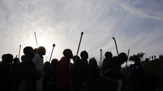 Em 2015, as famílias das vítimas apresentaram queixa contra o Estado sul-africano