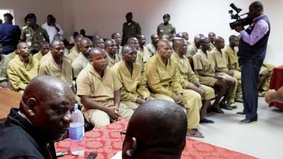 O réu foi condenado em cúmulo jurídico pelos crimes de associação de malfeitores