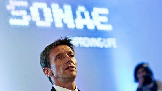 Paulo Azevedo é o presidente do grupo Sonae, dividindo a gestão executiva da empresa com Ângelo Paupério