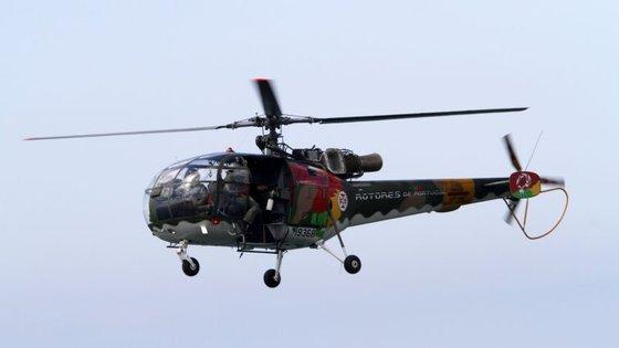 A substituição destes helicópteros era reclamada há vários anos pela Força Aérea