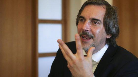 Emídio Guerreiro é o presidente da comissão de inquérito à recapitalização da Caixa