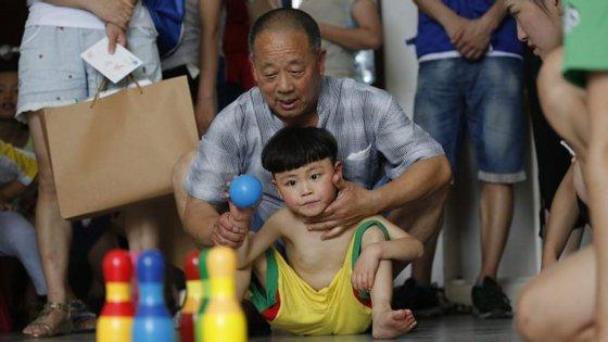 Os cientistas usaram amostras de sangue de 83 crianças com autismo