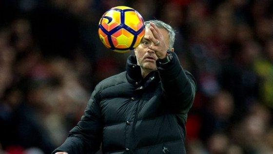 José Mourinho conseguiu qualificar o Manchester United para os quartos da Liga Europa mas a campanha deixou marcas físicas