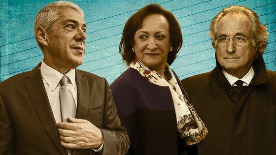 Na semana em que José Sócrates deveria ser acusado e quando falava de demoras na Justiça, Joana Marques Vidal lembrou o caso de Madoff