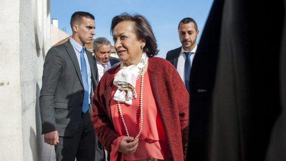 Joana Marques Vidal critica a forma como o procurador Rosário Teixeira tem liderado a equipa de investigação da Operação Marquês.
