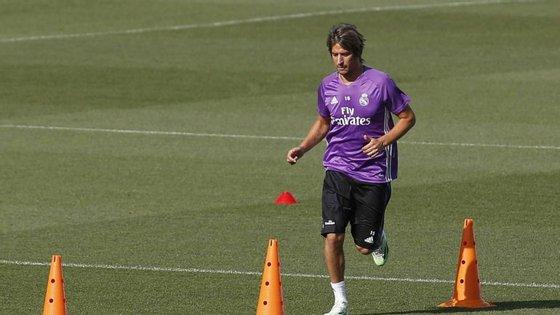 O futebolista explicou que tinha ficado sem carta e que na altura estava a iniciar a sua carreira no Real Madrid