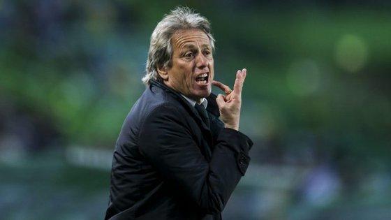 O treinador deu como exemplo o caso de Gelson Martins
