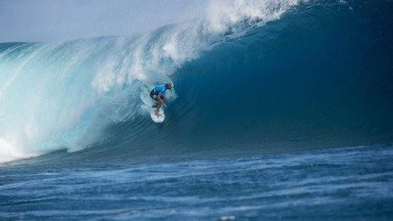 Owen Wright ficou conhecido por ter sido o primeiro surfista a marcar duas pontuações máxima num só evento