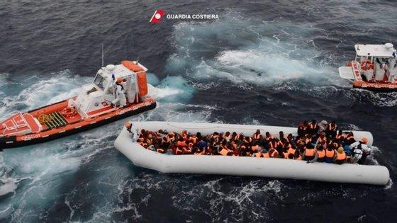 A emergência da imigração não tem cessado