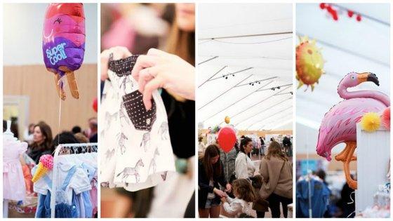 No mercado vão estar presentes 100 marcas. Da moda à decoração, há novidades para todos (país incluídos).