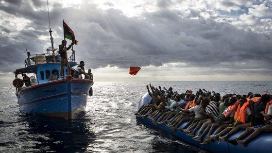 Mais de cinco mil pessoas foram resgatadas desde domingo