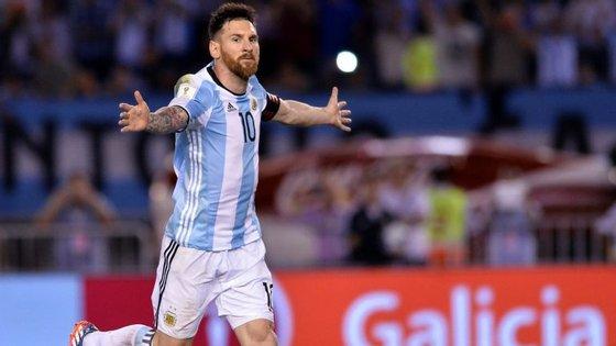 Com este resultado, a Argentina saltou do quinto para o terceiro posto, apenas atrás de Brasil e Uruguai