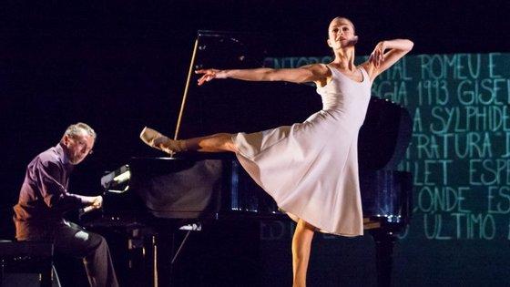 """""""A Perna Esquerda de Tchaikovski"""" volta a estar em cena no Teatro Camões, em Lisboa"""