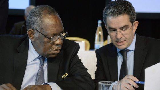 Esta decisão do dirigente marroquino acontece a poucos dias do início do mandato de Ahmad Ahmad, de Madagáscar