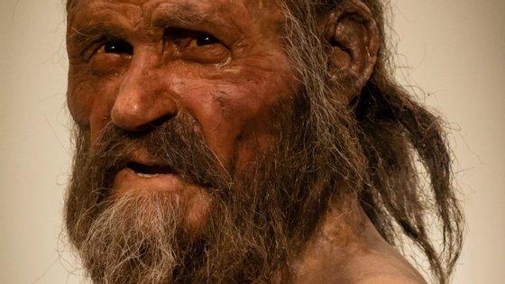 A causa da morte de Ötzi permaneceu incerta por mais 10 anos desde a sua descoberta