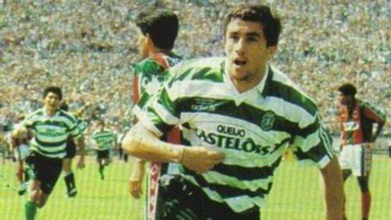 Iordanov foi o herói do Sporting na final da Taça de Portugal de 1995, marcando os dois golos da vitória com o Marítimo