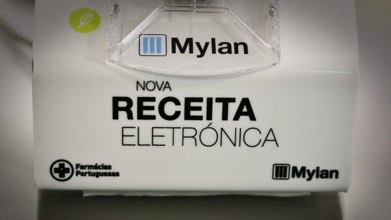 As receitas eletrónicas começaram a ser usadas no ano passado