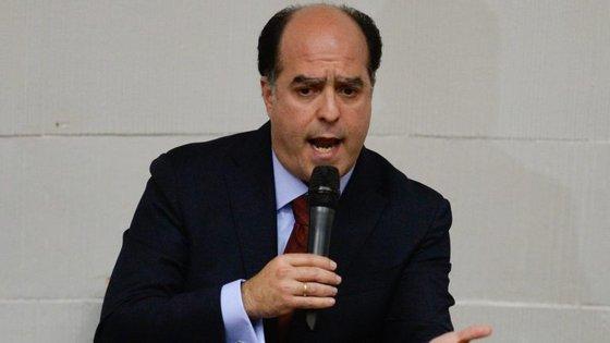 Júlio Borges reagia à sentença divulgada horas antes pelo Supremo Tribunal de Justiça