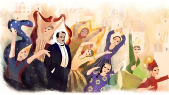 "Sergei Diaghilev fundou a companhia de ballet mais importante do século XX: a ""Ballets Russes"""