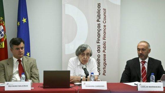 CFP estima ainda que a economia portuguesa cresça 1,7% em 2017 e 2018