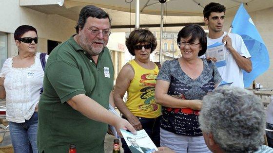 O executivo Municipal de Coimbra é formado por cinco eleitos do PS, quatro da coligação PSD/PPM/MPT, um da CDU