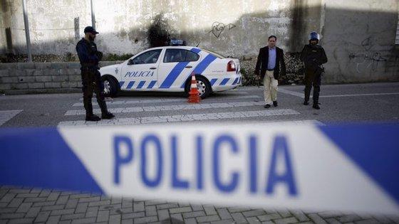 O acidente ocorreu cerca das 13h20 no cruzamento da Praça da Galiza com a Rua de Júlio Dinis