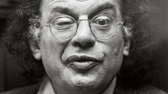 Allen Ginsberg morreu a 5 de abril de 1997, em Nova Iorque