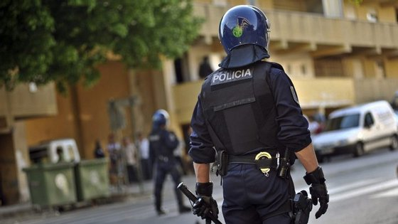 O processo disciplinar da PSP decorre na Unidade Especial de Polícia