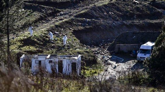 Seis pessoas morreram e duas mantêm-se desaparecidas desde terça-feira
